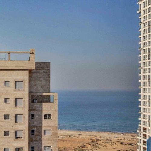 עיר ימים נתניה מכירה מרווחת + נוף ים